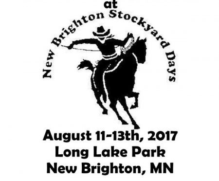 Stockyard Days is Coming…