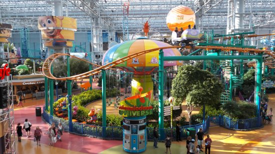 CPY Summer Kick-Off Party at Nickelodeon Universe